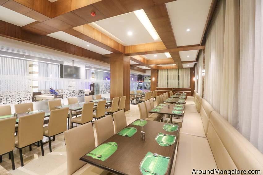 Sagar Ratna - Vegetarian Restaurant - The Ocean Pearl Inn - Bejai Kapikad, Mangalore