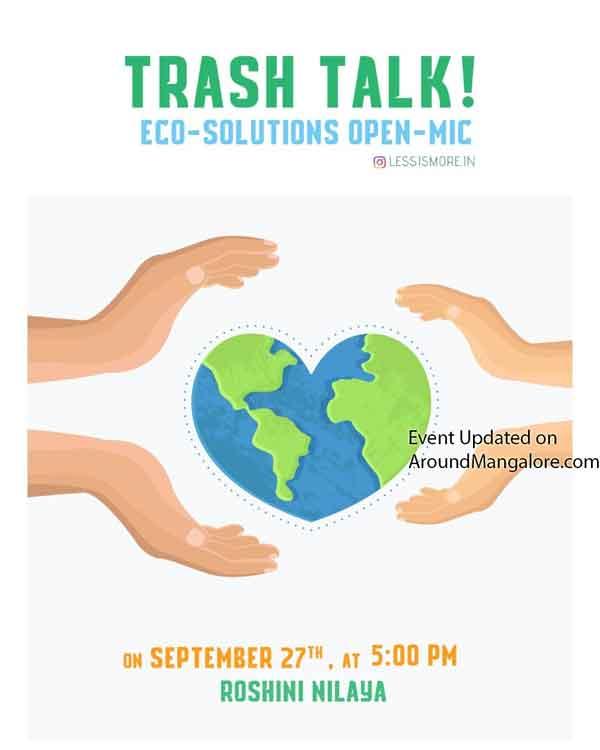 Trash Talk - Eci Solutions Open Mic - 27 Sep 2019 - Roshini Nilaya, Valencia, Mangalore