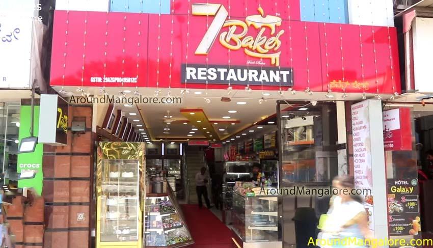 7 Bakes and Restaurant - Hampankatta, Mangalore