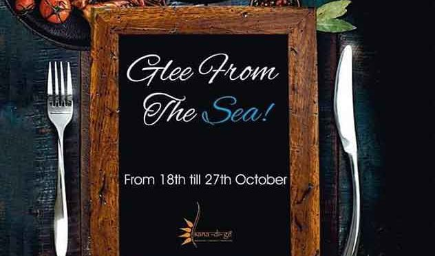 Glee From The Sea - Oct 2019 - Sana-di-ge, Goldfinch Hotel, Mangalore