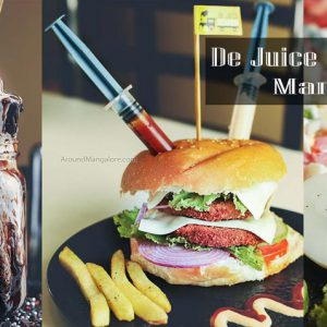 De Juice Station, Morgans Gate, Jeppu, Mangalore