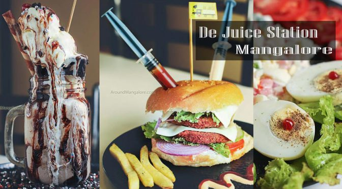 De Juice Station, Morgans Gate, Jeppu