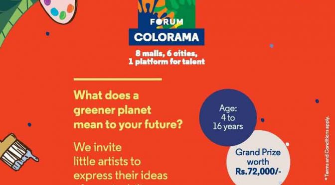 Forum Colorama 2019 - The Forum Fiza Mall, Pandeshwar, Mangalore