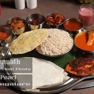 Meenu Gammath - A Coastal Thali Fiesta - The Ocean Pearl - Kodialbail, Mangalore
