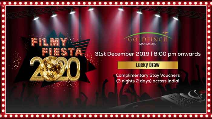 Filmy Fiesta 2020 - Goldfinch Mangalore