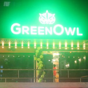 Green Owl - Cafe - Restaurant - Balmatta, Mangalore