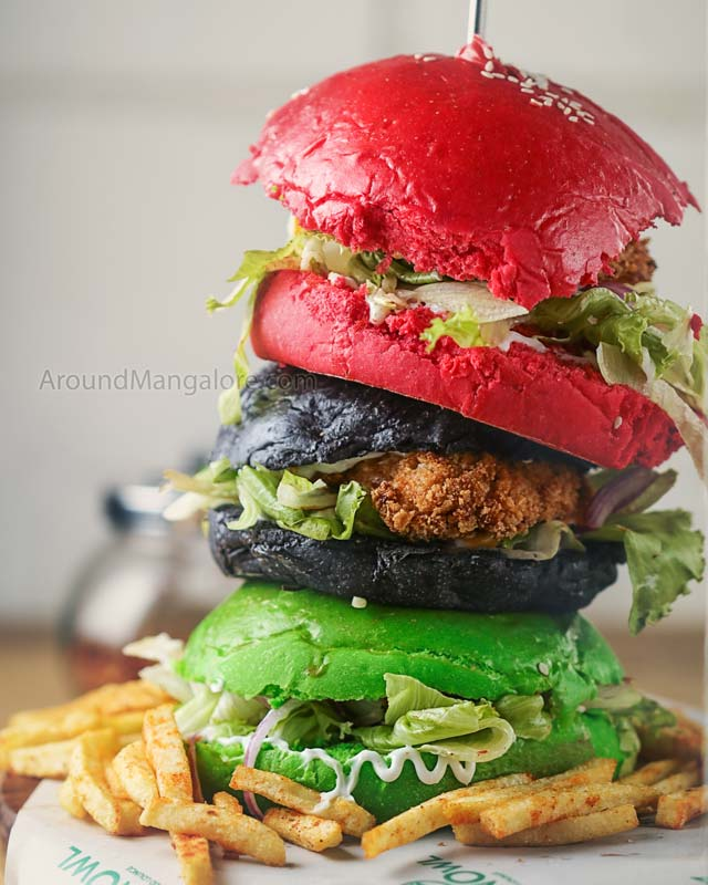 Green Owl Tower Burger - Green Owl - Cafe - Restaurant - Balmatta, Mangalore