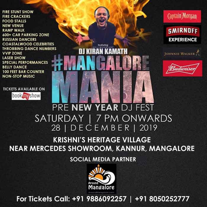 Mangalore Mania - 28 Dec 2019 - Krishni's Heritage Village, Kannur, Mangalore