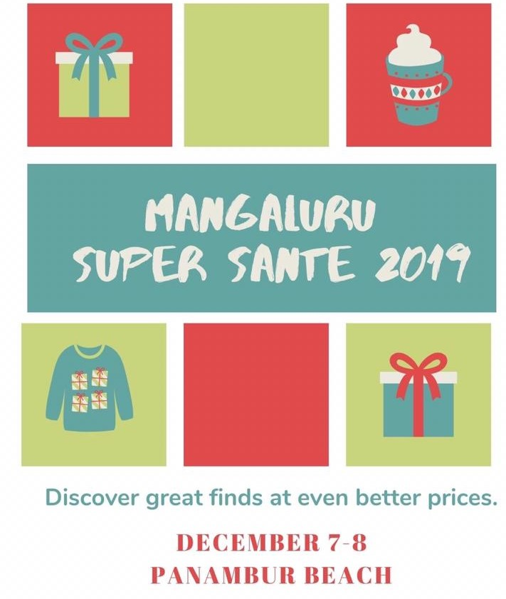 Mangaluru Super Sante 2019 - Dec 7 and 8 - Panambur Beach, Mangalore