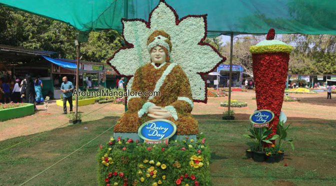 Fruit and Flower Exhibition 2020 - Kadri Park, Mangalore
