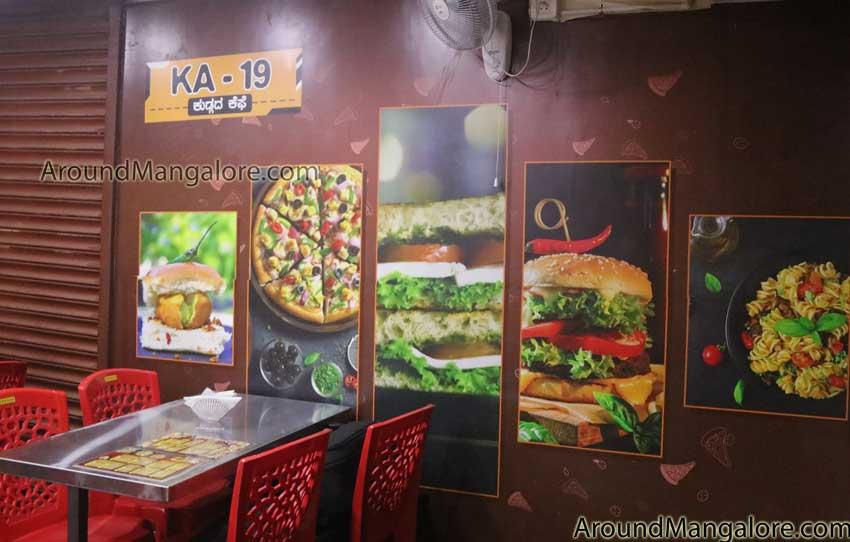 KA19 Kudlada Cafe - Hampankatta, Mangalore