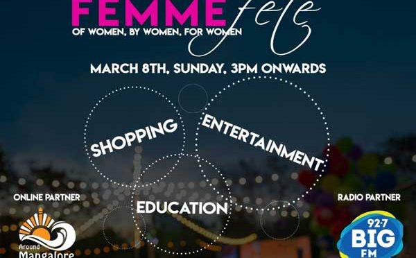 Femme Fete - 8 Mar 2020 - Northernsky City, Central Atrium, Pumpwell, Mangalore