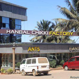 Hanbal Chikki Factory - Anemahal, Kasaba Hobli, Sakleshpur, Hassan