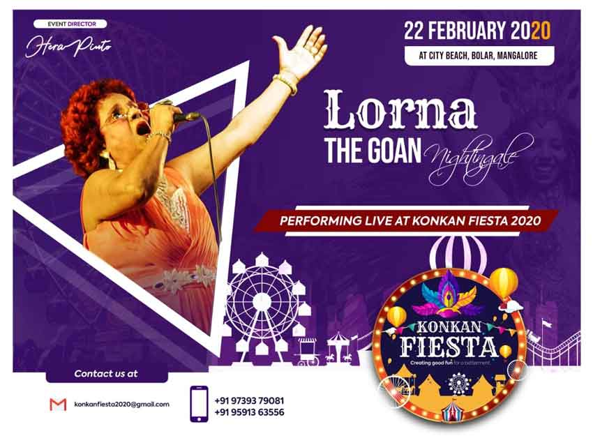 Konkan Fiesta - 22 Feb 2020 - City Beach, Bolar, Mangalore