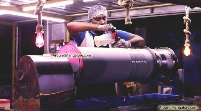 M9 - Roller Ice Cream - Kallapu, Mangalore