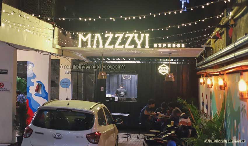 Mazzzyi Express The Tea Hub Oberle Towers Balmatta Mangalore - Mazzzyi Express - The Tea Hub - Balmatta