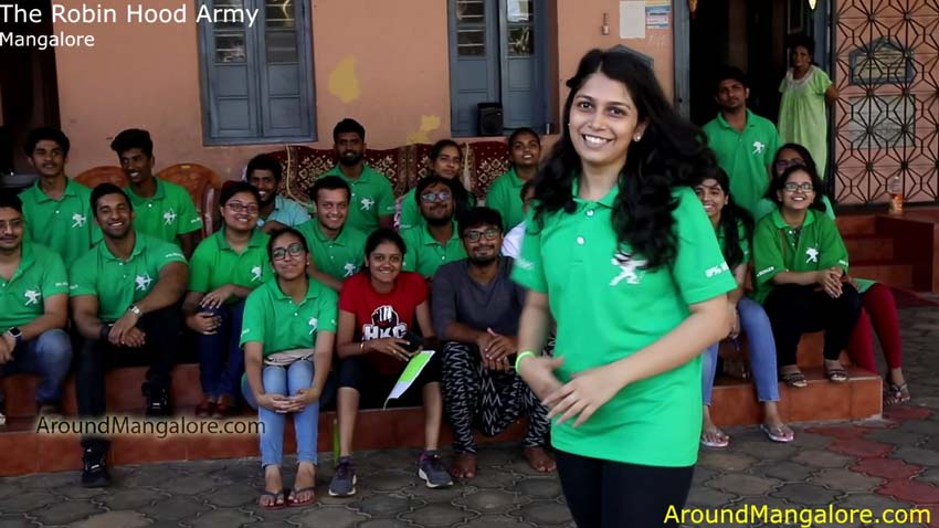 The Robin Hood Army –  0% Hunger, 100% Literacy – NGO in Mangalore
