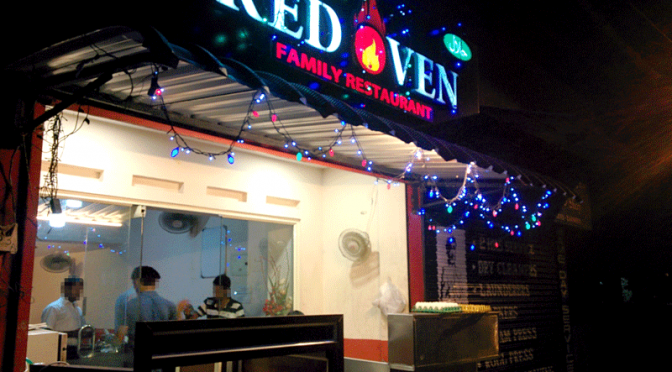 Red Oven, Mangalore