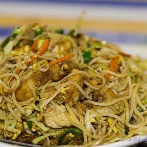 Chicken Noodles Trattoria Balmatta Mangalore 300x300 - Trattoria - Restaurant - Balmatta