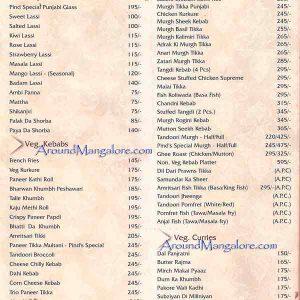 Food Menu Punjab da Pind Hampankatta Mangalore 300x300 - Punjab da Pind - Hampankatta