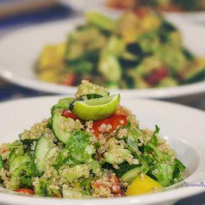 Quinoa Salad Trattoria Balmatta Mangalore 300x300 - Trattoria - Restaurant - Balmatta