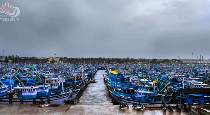 Malpe port - Around Mangalore - AroundMangalore.com