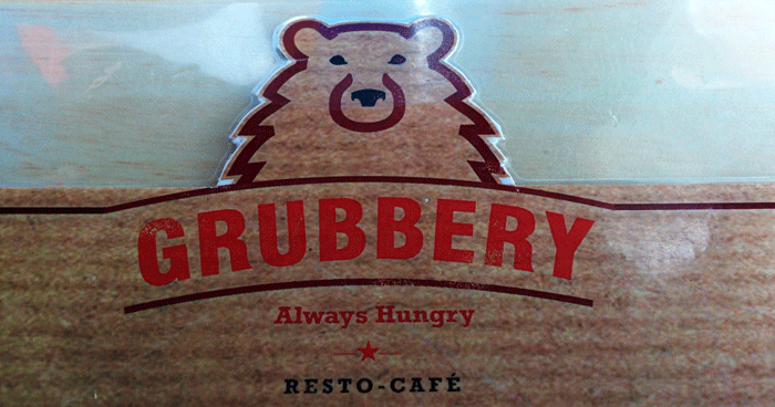 Grubbery – Always Hungry (Resto – Cafe) – Derlakatte