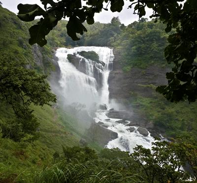 Mallalli Falls - Around Mangalore - AroundMangalore.com