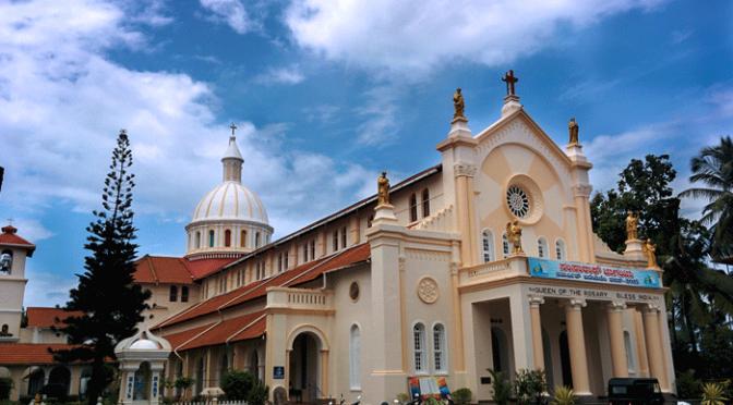 Rosario Cathedral (aka Rosario Church), Mangalore