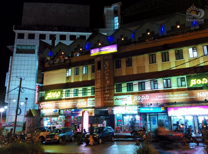 Surabhi Rooftop Garden Restaurant, Hotel Surabhi