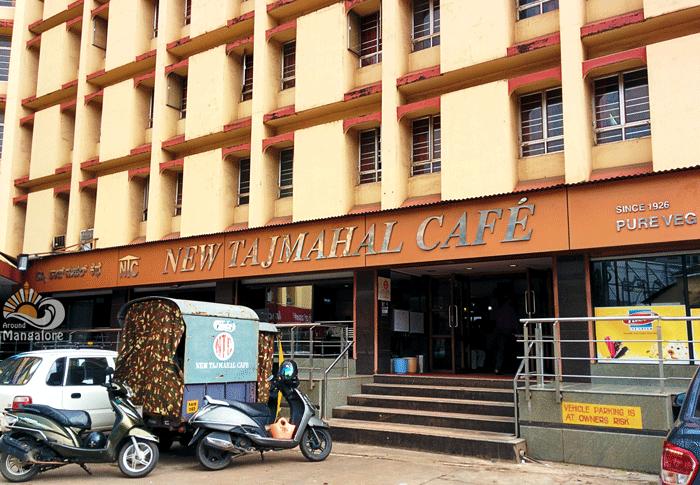 New Taj Mahal Cafe, Kodailbail