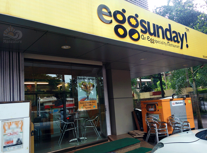Egg Sunday, Mangalore