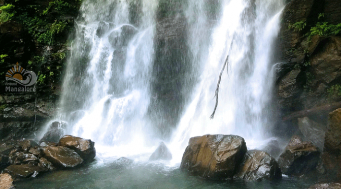 Hanumana Gundi Waterfalls, Kudremukh National Park
