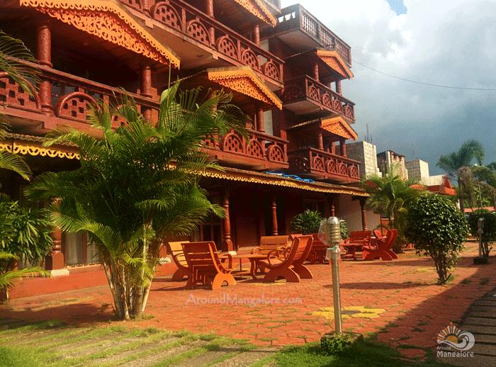 Red Rock Residency Beach Resort