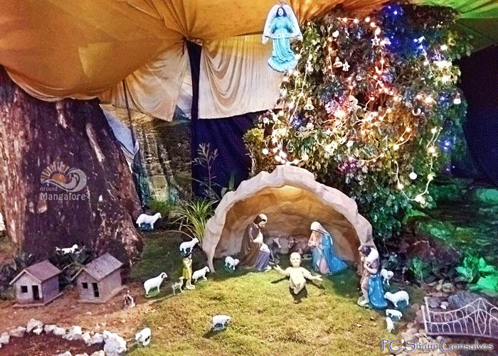 Catholic Christmas Tree