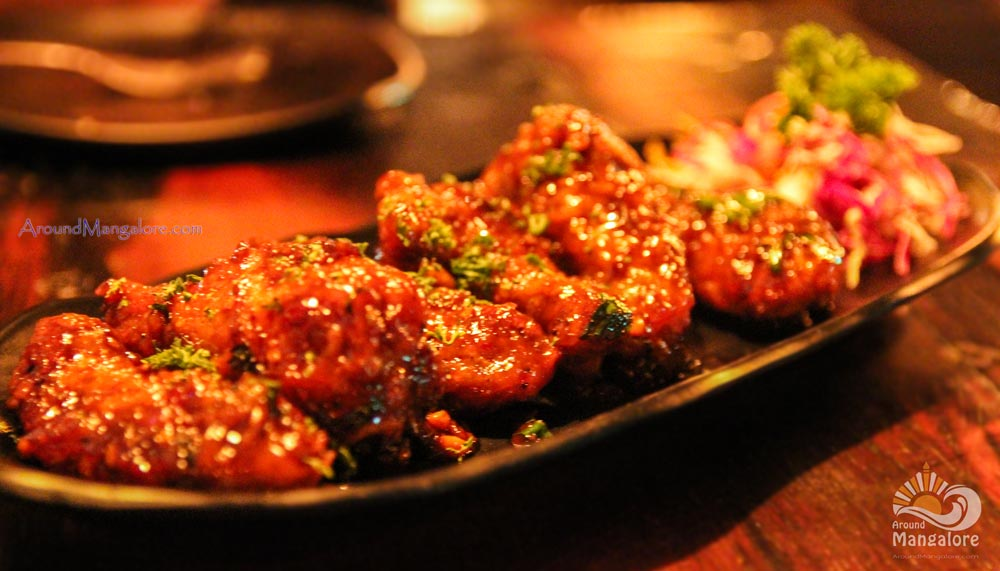 Chicken Wings - Spindrift - Bharath Mall, Mangalore