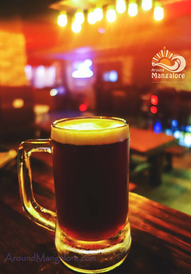 Red Ale Beer - Spindrift, Mangalore