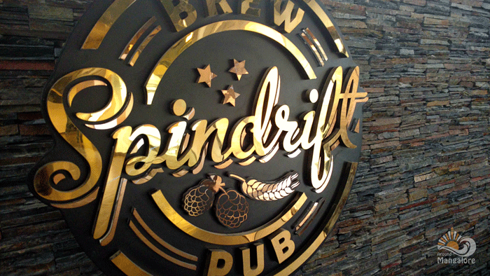 Spin Drift Brew Pub Mangalore 2 - Top , Best & Recommended Restaurants in Mangalore