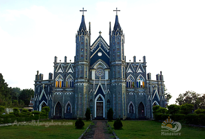 St Lawrence Minor Basilica, Attur Church, Karkala