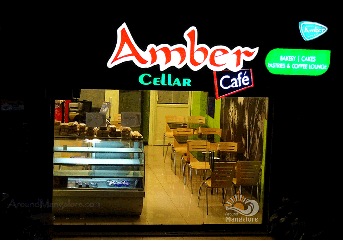 Amber Cafe – Bakery . Cafe . Lounge