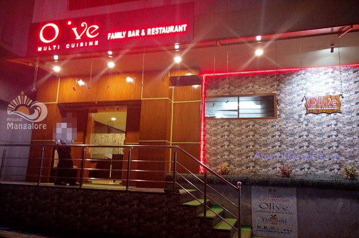 Olive Bar and Restaurant - Hotel Ayush International, Mangalore