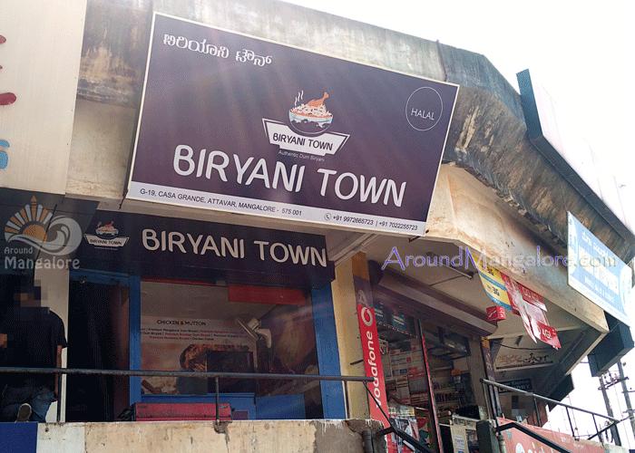Biryani Town – Authentic Dum Biryani