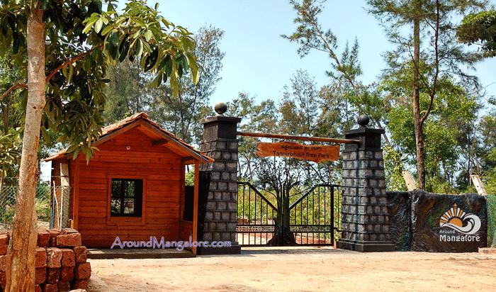 Tannirbhavi Tree Park, Mangalore