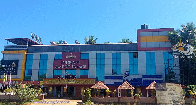 Bubble Bite Lagoon Lounge Bar, Indrani Amrut Palace, Mukka, Mangalore - AroundMangalore