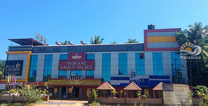 Bubble Bite Lagoon Lounge Bar, Indrani Amrut Palace, Mukka