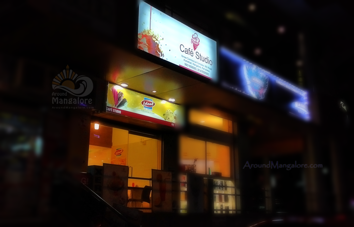 Cafe Studio – Ice Cream Parlor – Kodialbail