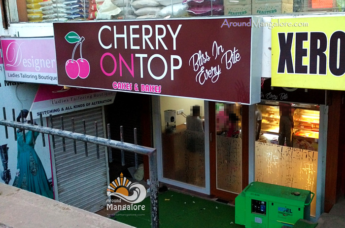 Cherry On Top – Cakes & Bakes – Bendoor, Mangalore
