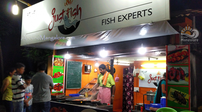Just Fish - Fish Experts - Sea Food - Restaurant - Mangalore - AroundMangalore