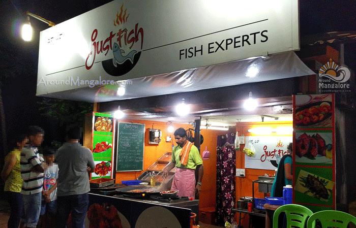 Just Fish - Fish Experts - Sea Food - Restaurant - Mangalore - AroundMangalore