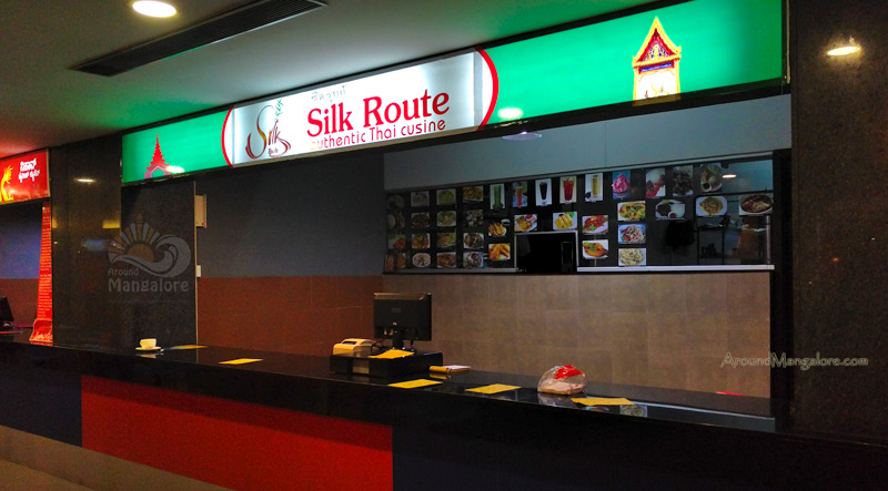 Silk Route – Authentic Thai Cuisine – Bharath Mall